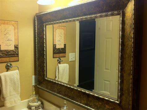 White Framed Mirror For Bathroom by Bathroom Wall Mirror Ideas White Framed Bathroom Mirrors