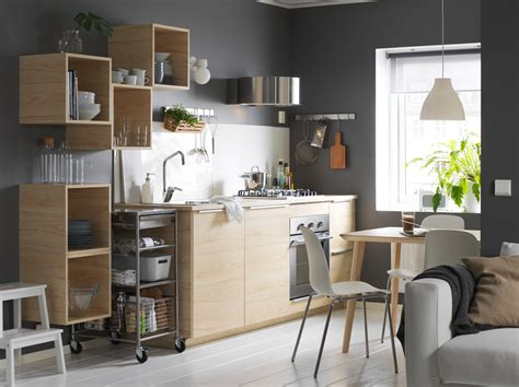 cuisines ikea bring a cosy nordic touch to your kitchen