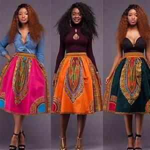 African Clothing Dashiki Skirt – TheDashiki.com