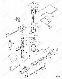 Mercury Chrysler Outboard Parts By Hp  U0026 Model 90hp Oem