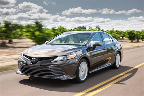Toyota Camry Hybrid Xle by 2018 Toyota Camry Hybrid Xle Review Rating Pcmag