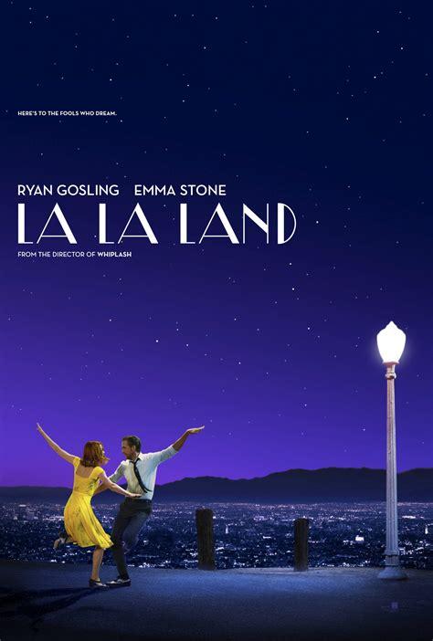New Festival Poster For La La Land  Awards Daily
