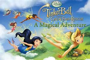 Ds Iphone Synopsis For Tinker Bell And The Great Fairy