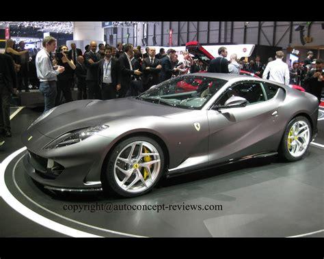 Ferrari 812 Superfast 2017
