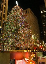 Image result for rockefeller center christmas tree