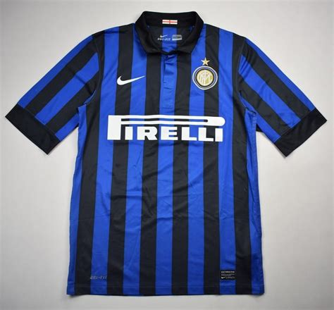 2011-12 INTER MILAN SHIRT S Football / Soccer \ European ...