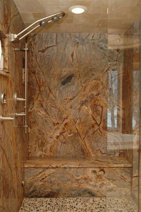 looooove    granite slab shower