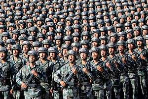 China Shows Off Military Might, and Xi Jinping Puts Rivals ...