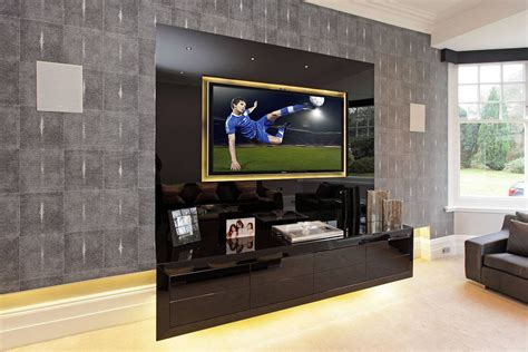 Wall Hung Cabinet Tv In Barnet