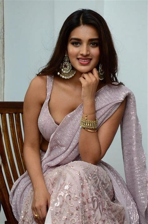 What Are The Most Steamy Photos Of Nidhi Agarwal Quora