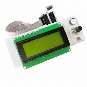 Reprap Lcd2004 Smart Controller Display  700