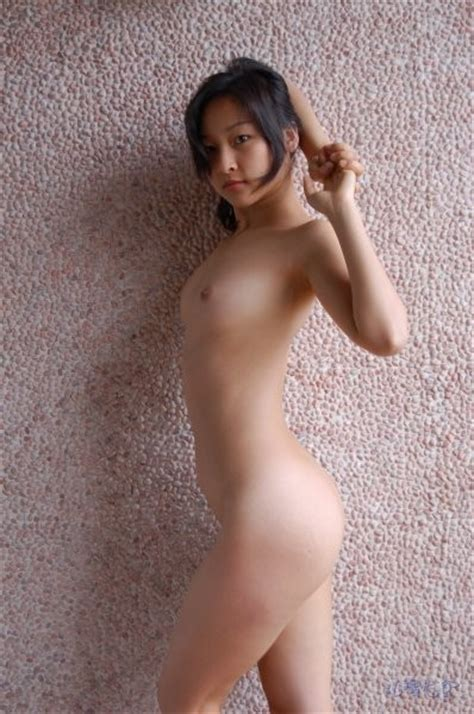 chinese Amateur nude At Her Home Couch