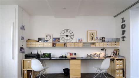decoration de bureau maison déco espace bureau