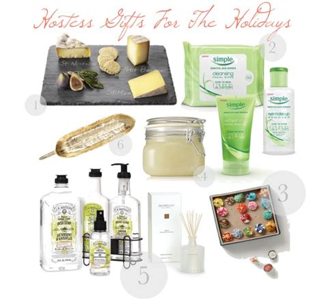hostess gifts hostess gifts for the holidays ramshackle glam
