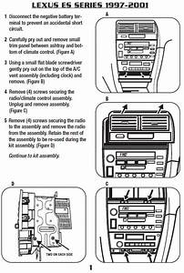 Wiring Diagram For Stereo 1997 Es 300  U2013 Readingrat Net