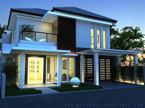 contoh gambar rumah minimalis type    terbaru