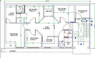 3d house design drawing 3 bedroom 2 storey perspective 3d house plans - Home Design Cad