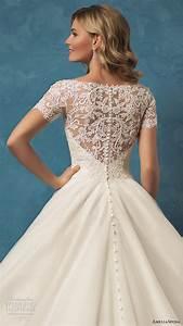 amelia sposa 2017 wedding dresses wedding inspirasi With short wedding dresses 2017