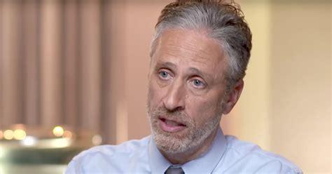 Jon Stewart 'donald Trump Is A 'repudiation Of