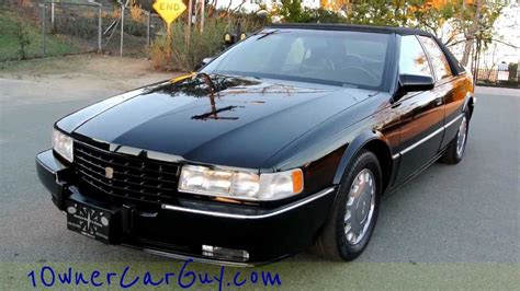 Cadillac Seville Sts Vogue Package Owner