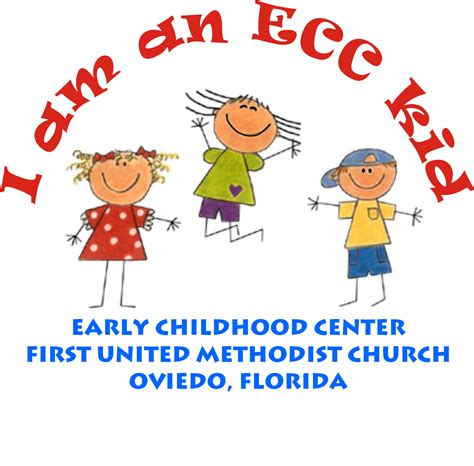 early childhood center united methodist church 283 | logo ecc kids t shirt latest 91510