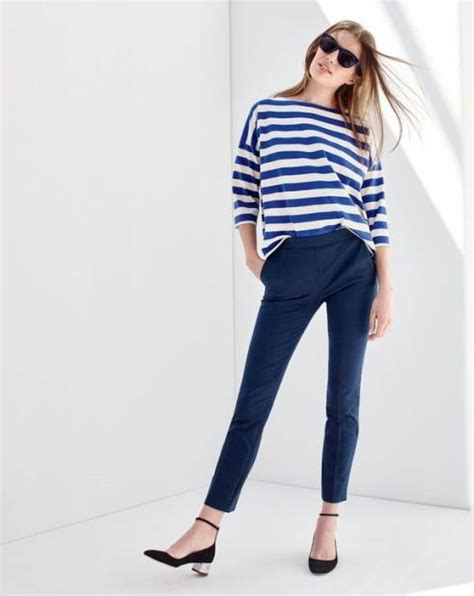 Picture Of Striped shirt outfit