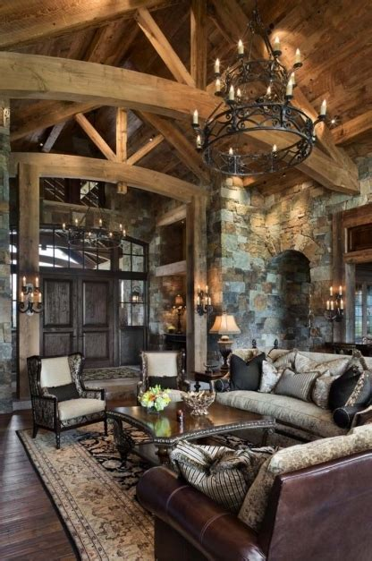 Mountain Home Interior Design  House Floor Plans