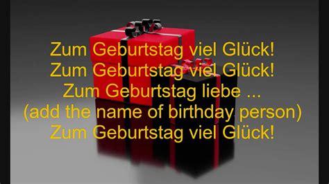 alles gute zum geburtstag text german happy birthday