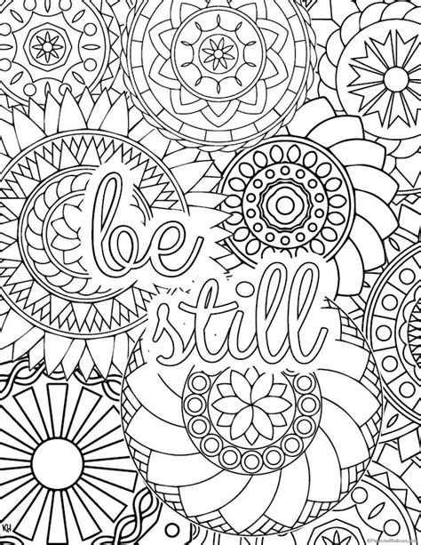 Coloring Quote Pics by Quote Coloring Pages For Everyone Who Just Can T Get