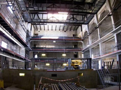 photo de silo d arenc le silo la salle de spectacle du silo en chantier la joliette arenc