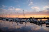 Carolina Sunset | New Bern, NC | No better place to shoot ...