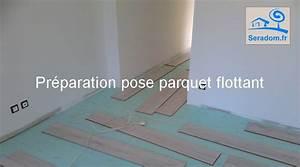 Pose Plinthe Parquet Flottant : pose et poseur de parquet flottant plinthes parquet ~ Premium-room.com Idées de Décoration