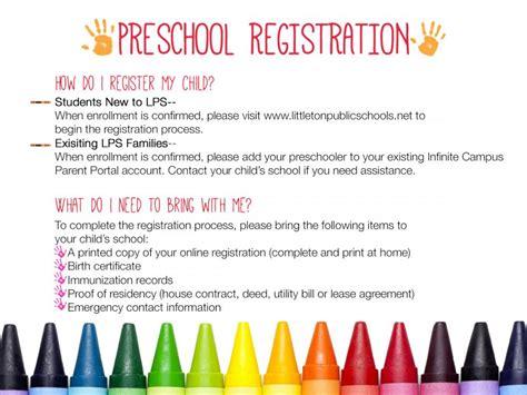 preschool kindergarten options littleton public schools