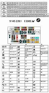 2006 Bmw 325i Fuse Panel Diagram