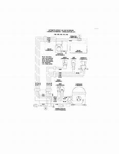 Refrigeration  Single Phase Refrigeration Compressor Wiring