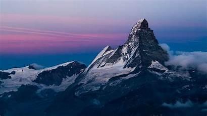 Mountains Snowy Mountain Snow Wallpapers Peak Mac