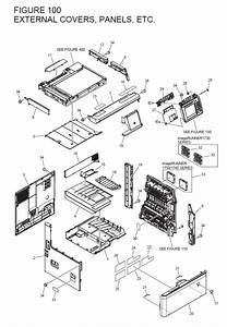 Canon Imagerunner 1730if Parts List And Diagrams