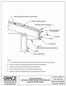Ice And Water Shield Question - Roofing