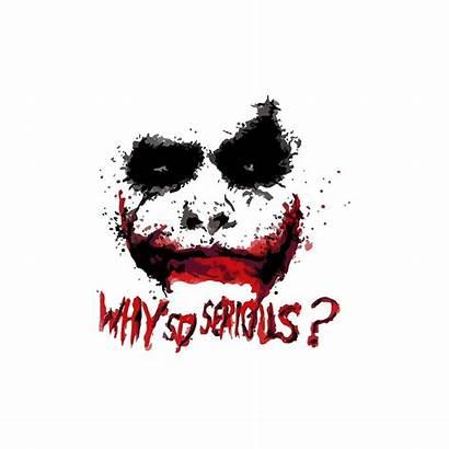 Serious Why Dewi Kur Joker Artwork 15th