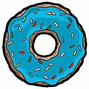 """Blue Donuts "" by medvedxd Redbubble"