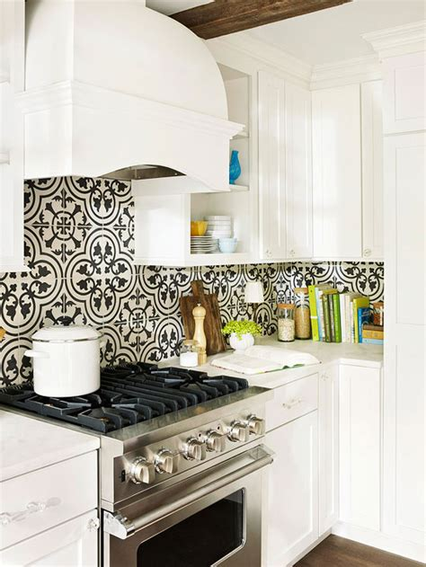 ceramic tile murals for kitchen backsplash patterned moroccan tile backsplash design decor photos