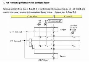 Kawasaki Emergency Stop Wiring - Technical Questions