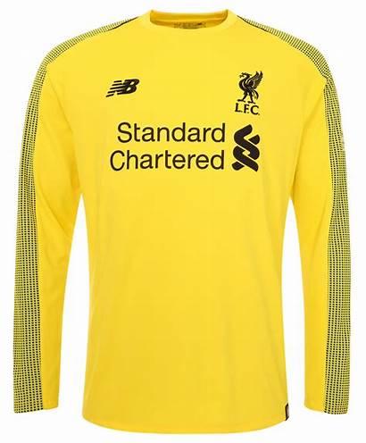 Liverpool Jersey Kit Lfc Goalkeeper Strip Balance
