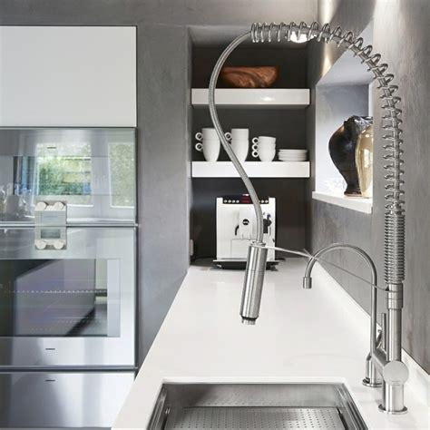 mitigeur douchette le robinet de cuisine moderne par mgs
