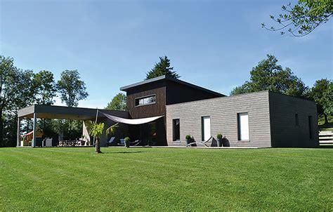 h2o bois conception r 233 alisation de maisons 224 ossature bois dans le tarn la maison bois par