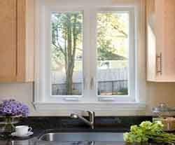 casement window  sink white kitchen pinterest window styles  window
