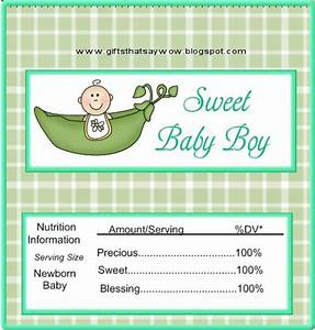 candy bar wrapper template boys cute baby shower candy With candy bar wrappers template for baby shower printable free