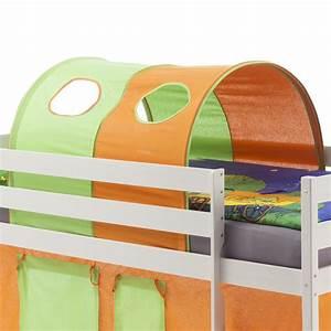 Tunnel Für Hochbett : bett tunnel spielzelt bettzelt f r hochbett rutschbett spielbett kinderbett ebay ~ Orissabook.com Haus und Dekorationen