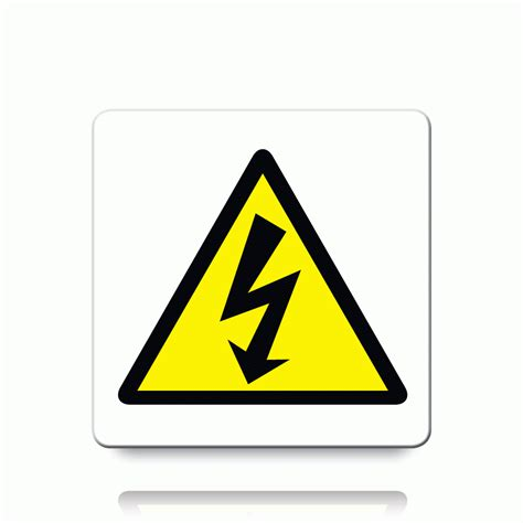 Safety Labels by Buy Electrical Symbol Labels Danger Warning Stickers