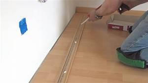 Sockelleisten Zum Kleben : parkett ohne sockelleiste verlegen holzboden ohne sockelleiste einfach gemacht parkett selbst ~ Eleganceandgraceweddings.com Haus und Dekorationen